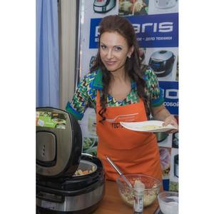 Эвелина Бледанс совершила кулинарное путешествие по кухням мира