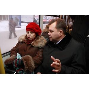 Виктор Павленко: Обновление общественного транспорта в Архангельске невозможно без тарифных решений