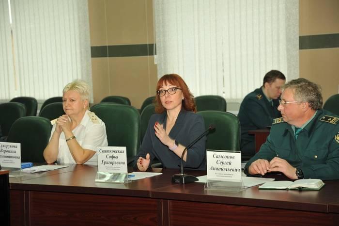 Смоленские таможенники встретились с участниками ВЭД