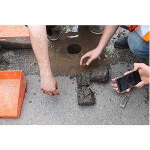 Волгоградские активисты ОНФ проверили качество работ на дорогах, отремонтированных к ЧМ-2018