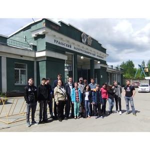 Студенты Новоуральского ТИ НИЯУ МИФИ знакомятся с предприятием полного технологического цикла