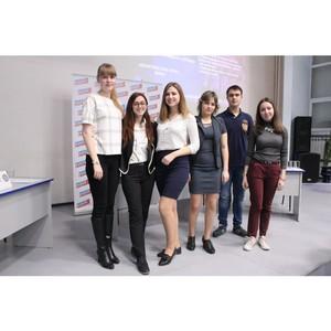 Студенты Президентской Академии приняли участие в политических дебатах