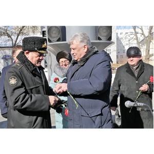 Моряки-подводники отметили свой праздник в Нижегородском кремле