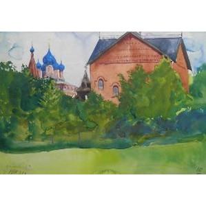 Николай Шестопалов – выставка в Русском музее с 23 июня по 5 сентября 2016
