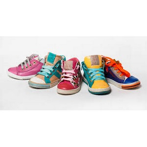 Сколько обуви нужно ребенку?
