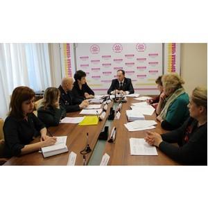 Экспертный Совет при АНК Чувашии обсудил формы внедрения именных сертификатов на реабилитацию