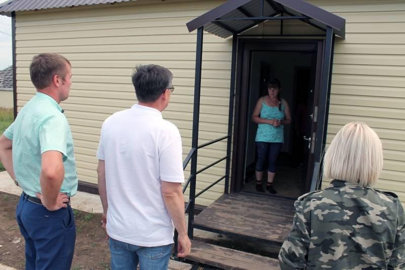 Активисты ОНФ в Мордовии выяснили, почему пустуют  дома для детей – сирот в Старошайговском районе