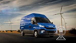 Новый Iveco Daily удостоен титула «Фургон года-2015»