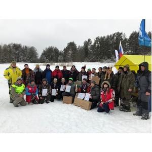Вологодская команда «Молодёжки ОНФ» провела акцию «Уха на всю страну»