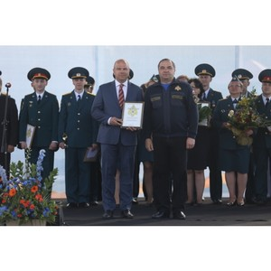 «Омсктрансмаш» стал победителем выставки МЧС
