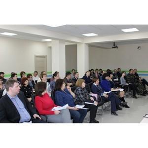 31 марта 2017 года в Кадастровой палате по СК проведена платная лекция