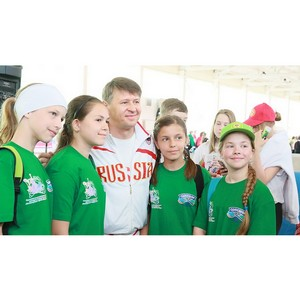 Воспитанники трех спортивных школ Екатеринбурга стали на шаг ближе к «Артеку»