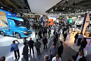 Новинки Iveco на выставке IAA 2016 в Ганновере