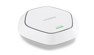 Linksys выводит на рынок бизнес сетей новую линейку точек доступа Wireless-N
