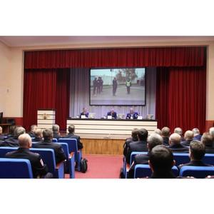 Владимир Колокольцев поставил задачи руководителям подразделений Госавтоинспекции