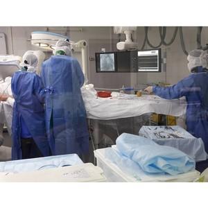 В Краевой клинической больнице Барнаула прошли уникальные операции по лечению аневризмы аорты