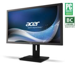 Новые профессиональные мониторы Acer серии B6. Эксклюзивно в Merlion!