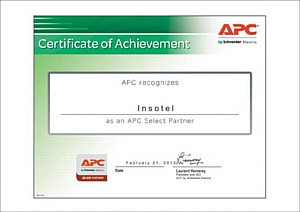 APC by Schneider Electric - ����������� ����� � �������� ��� �� ���������� �����