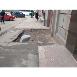 Московский штаб ОНФ: Количество «убитых» дорог в столице с каждым месяцем становится все меньше