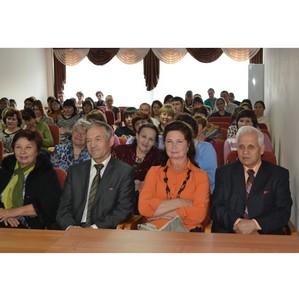 Директор Кадастровой палаты встретился с ветеранами