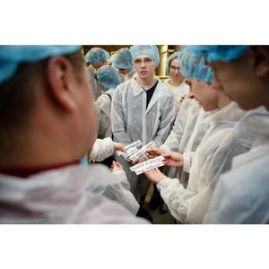 Заводы «Балтика» в Ярославле, Туле и Воронеже приняли на субботнюю стажировку более 200 студентов.