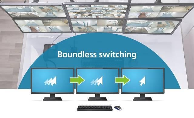 Новинка июля от Aten: 4-х портовый USB Boundless KM Switch CS724KM