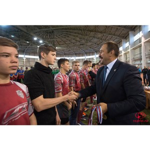 IV турнир по регби «Первенство Regbist.ru» среди команд юношей состоится в Казани