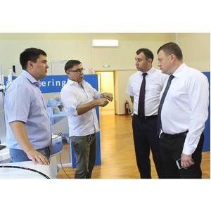 В Тамбовской области планируют перенять опыт КФУ по развитию медицинского образования и науки