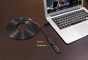 Greenconnect Russia. Производство усилителя USB в России