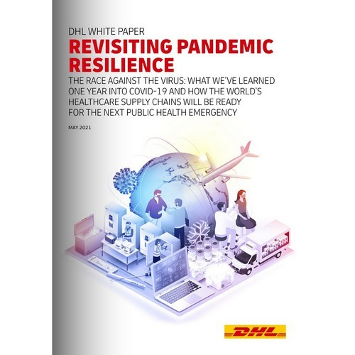 Новый взгляд на устойчивость в эпоху пандемии: исследование DHL