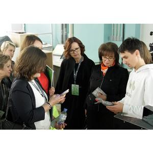 Минпромторг посетил лаборатории участников «Идея на миллион» в Сколково