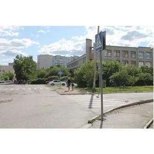 ОНФ призывает власти Алтая обезопасить пешеходные переходы вблизи образовательных учреждений