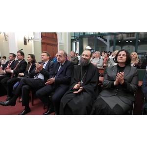 В Москве прошел международный фестиваль «Возрождаем традиции. Пасха»