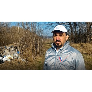 На карте проекта ОНФ «Генеральная уборка» появились новые свалки на территории Белгородской области