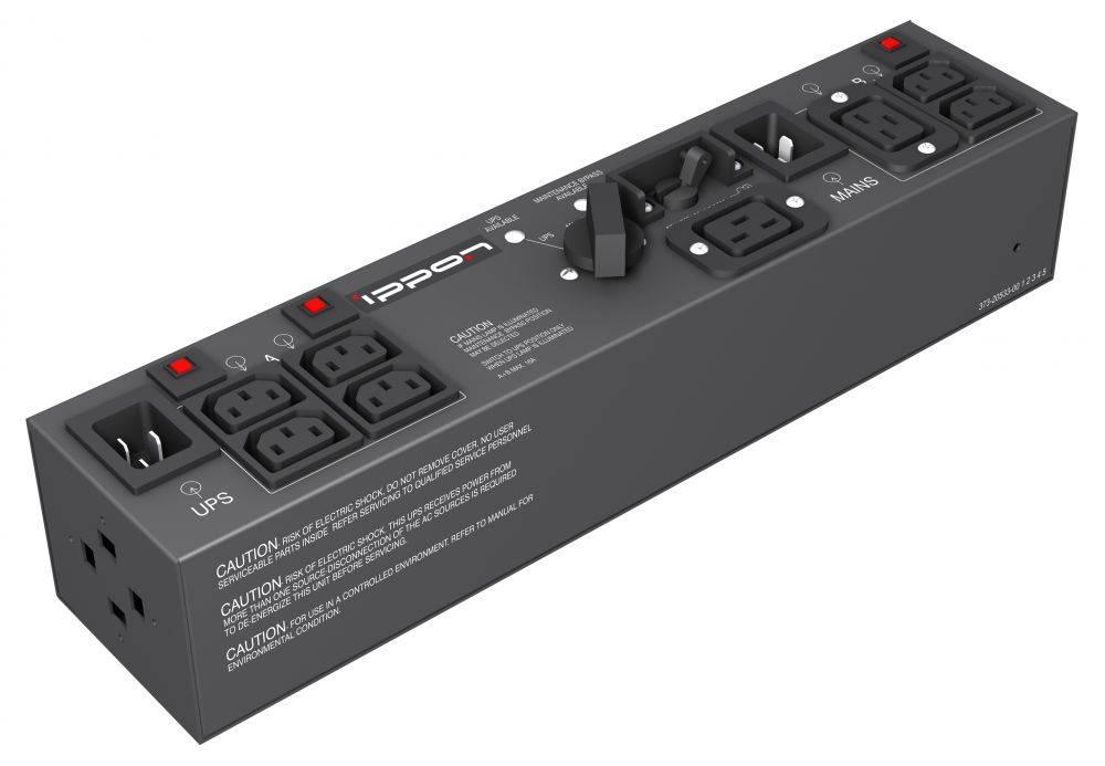 Ippon выпустил блок распределения электропитания для серии ИБП Innova