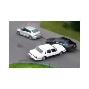 В Зеленограде сотрудники полиции задержали подозреваемого в угоне автомобиля