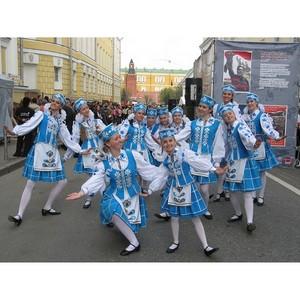 Юбилейный гала-концерт ансамбля народного танца «Калинка»