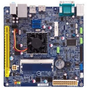 Доступные материнские платы Foxconn со встроенными процессорами Intel Celeron J