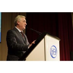 Яков Силин: «С первых дней настраивайтесь на серьезное отношение к учебе»