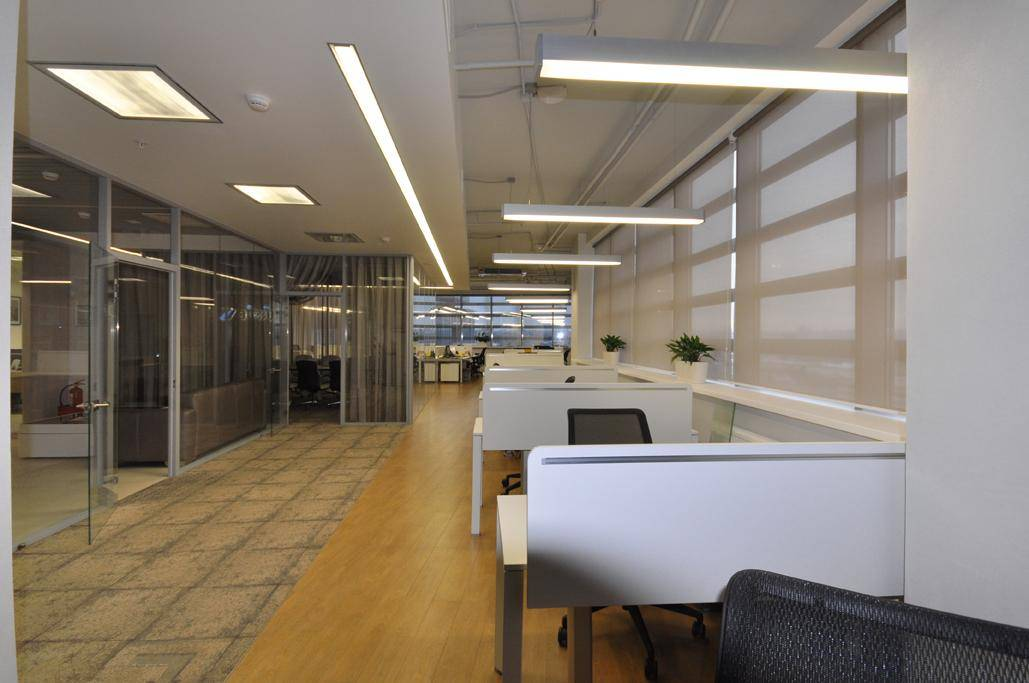 Продажа офисного блока площадью 294 м2 в БП Nagatino i-Land, г. Москва, просп. Андропова, д. 18, к.5