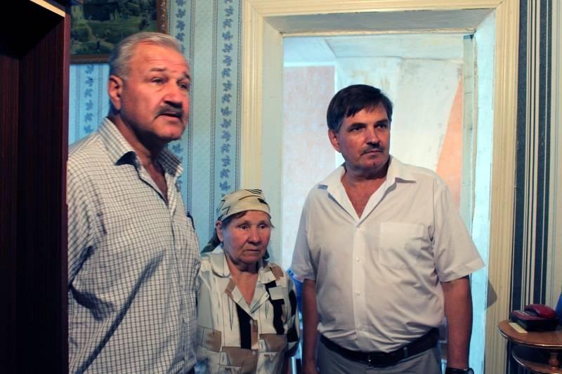 После вмешательства ОНФ в Саранске отремонтировали протекающую крышу и квартиру пенсионерки