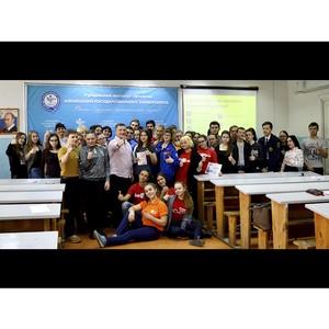 Тотальный диктант-2018 в Рубцовском институте (филиале) АлтГУ