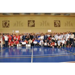 ФСК ЕЭС провела спортивные соревнования на Юге России