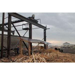 ОНФ в Приамурье и МЧС добиваются устранения нарушений на лесоперерабатывающих предприятиях