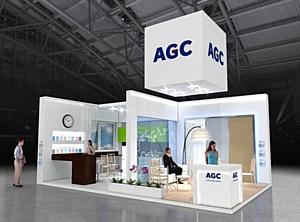 Инновационные продукты AGC Glass Russia на выставке «СтройСиб – 2013»