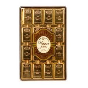 Шоколадные конфеты «Золото партии»
