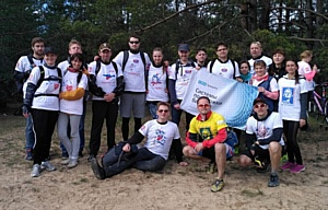 «Транссеть» приняла участие в велопробеге «Дорога Минина»