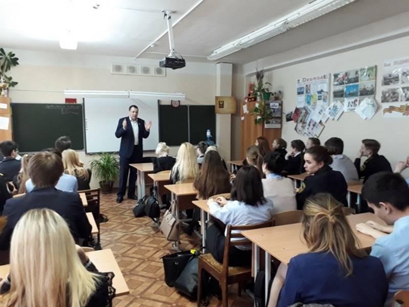 Активисты ОНФ в Мордовии проводят акцию «Правильная лестница» в рамках проекта «Профстажировки»