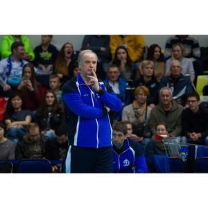 В домашнем матче «Динамо» одержало победу над «Енисеем»