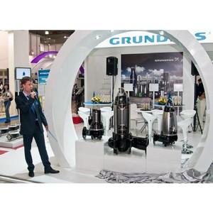 Новинки GRUNDFOS на выставке «Экватэк-2012»